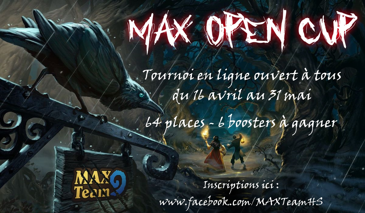 MAX Open Cup